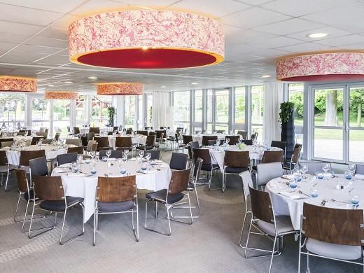 Novotel Saclay - Sala de banquetes