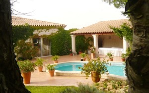 Les Salons du Mirapier - Swimming pool