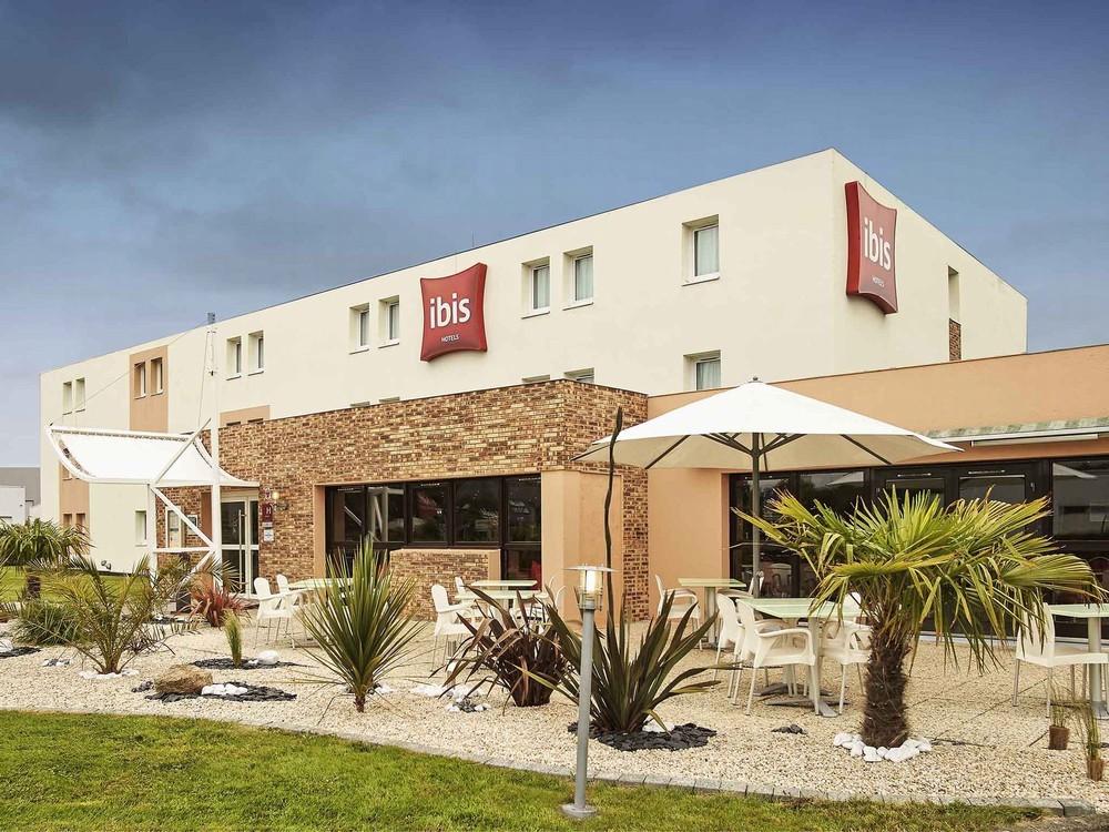Hotel Ibis A Auray