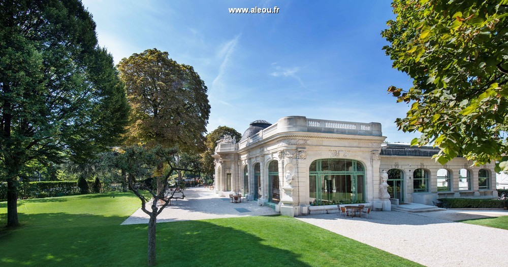Padiglione Dauphine saint clair - terrazze e giardini padiglione dauphine saint clair