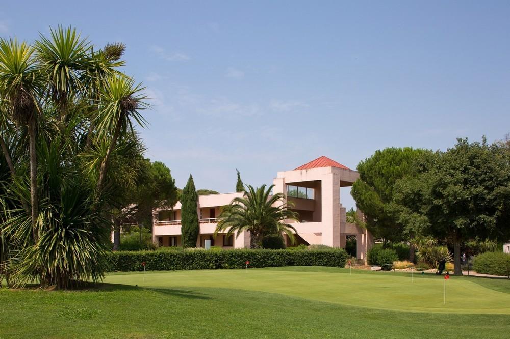 Golf Hotel - Montpellier Massane - luogo al verde