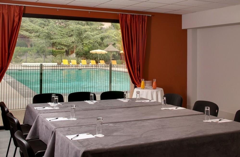 Golf Hotel - Montpellier Massane - sala riunioni