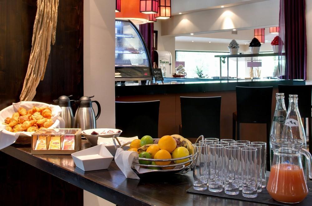 Golf Hotel - Montpellier Massane - Prima colazione