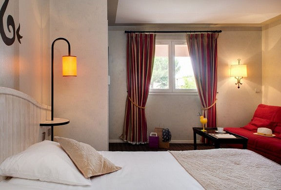 Golf hotel montpellier massane - accommodation