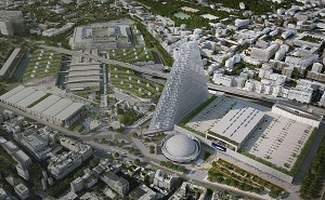Paris Expo Porte de Versailles - París seminario