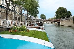 Barca Daphné - Seminario in barca Val d'Oise