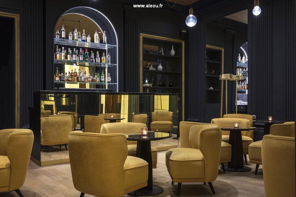 Best western ronceray opéra - bar