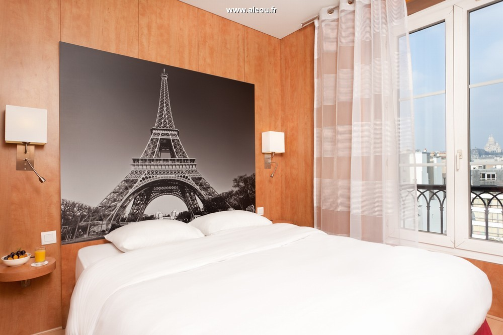 Best western ronceray opéra - chambre standard double