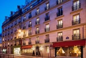Turenne Le Marais - Hotel Front