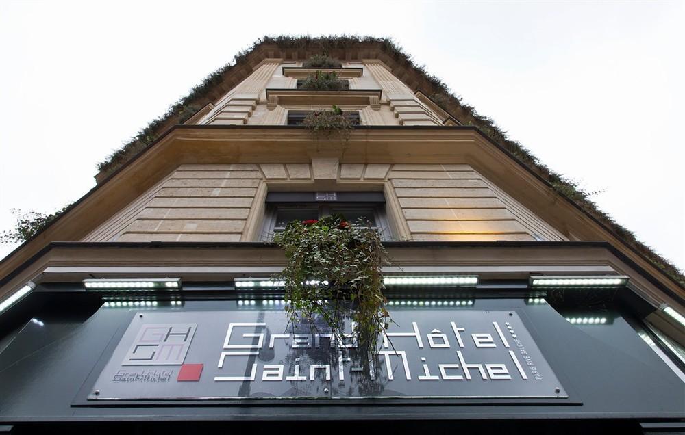 Grand hotel saint michel - fachada