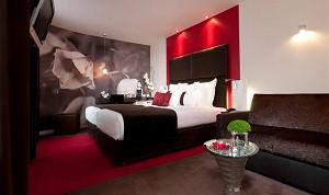 Triple sala de relax
