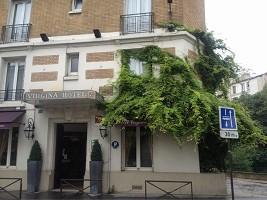 Hotel Virgina - Hotel fuera
