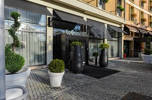 El Grand Hotel - seminario estrellas 3 Estrasburgo