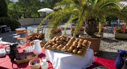 Club Belambra - the terraces of Saint Paul de Vence - buffet