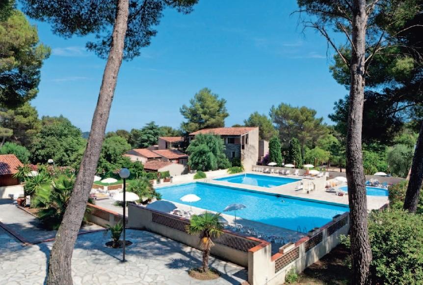 Club Belambra - The terraces of Saint Paul de Vence - Swimming pool