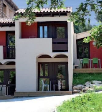 Club Belambra - the terraces of Saint Paul de Vence - facade