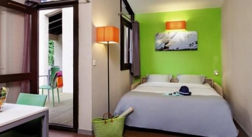 Club Belambra - the terraces of Saint Paul de Vence - room