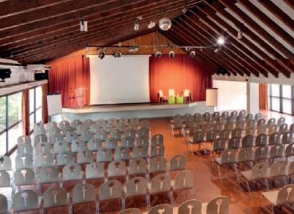 Club Belambra - The terraces of Saint Paul de Vence - Plenary Hall