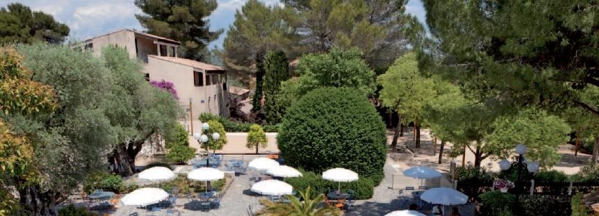 Club Belambra - the terraces of Saint Paul de Vence - terrace