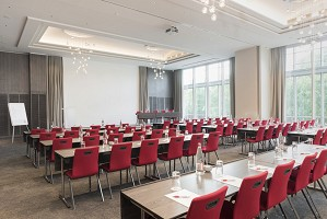 Sala de seminarios: Marriott Lyon Cité Internationale -