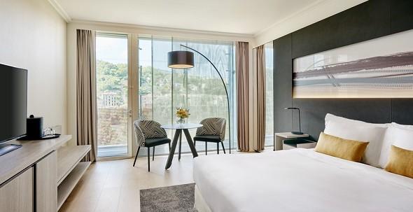 Marriott lyon international city - executive room