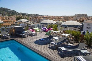 Best Western Plus Cannes Riviera et SPA - Piscine