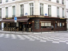 The Crescent Tavern - Restaurant Außen