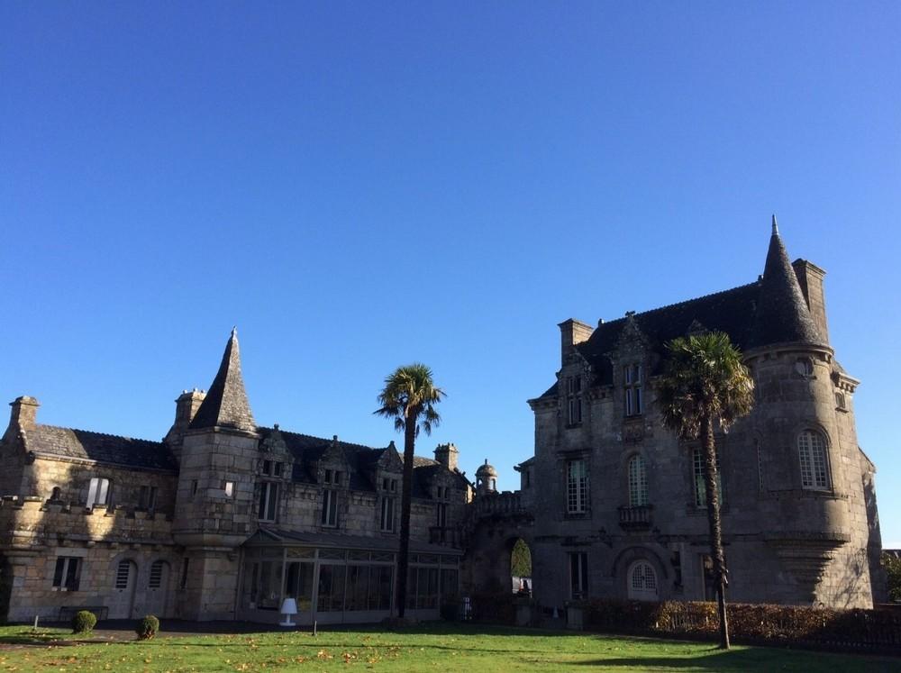 Castelo de Rimaison - exterior