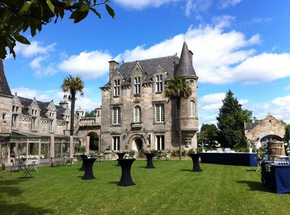 Castle rimaison - castelo para seminários