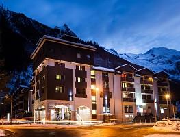 Le Refuge des Aiglons - Seminário Hotel Chamonix