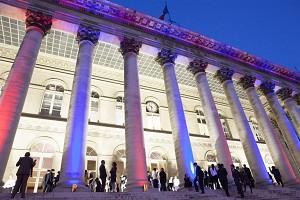 Palais Brongniart - París seminario