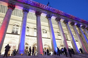 Palais Brongniart - seminar in Paris