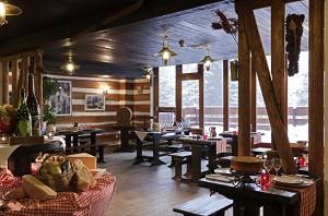 Hotel Du Golf - Restaurante