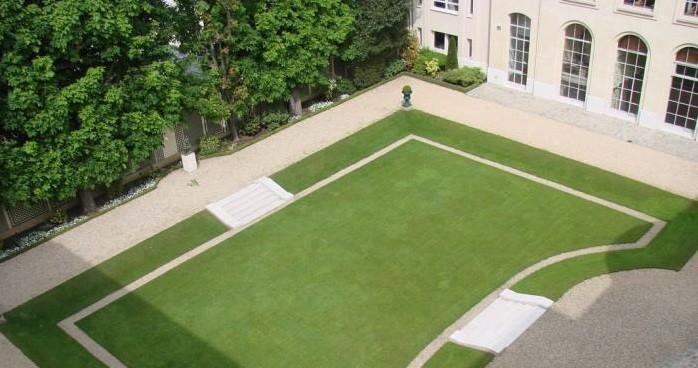 Casa della chimica - Garden