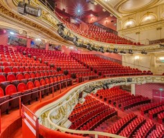 Teatro Mogador - seminario de París
