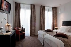 El hotel Devillas - Casa seminario residencial