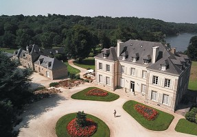 Castelo de Locguénolé - Castelo do Seminário Morbiahn