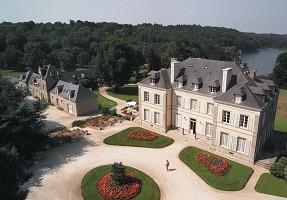 Castelo Locguénolé - seminário Kervignac