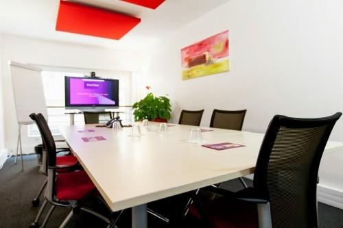Business center emergence paris opéra - training room
