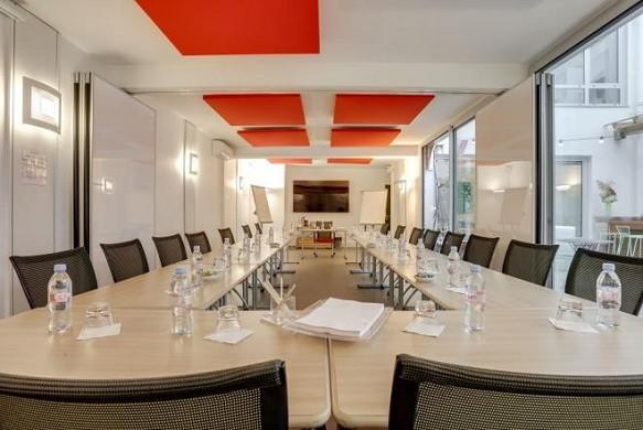 Business center emergence paris opéra - room mont blanc mont rose