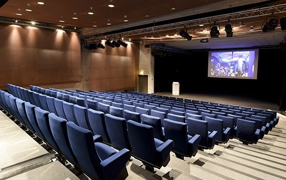 Consorzio Stade de France - Auditorium
