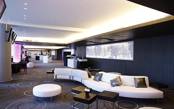 Consorzio Stade de France - spazio colonnato