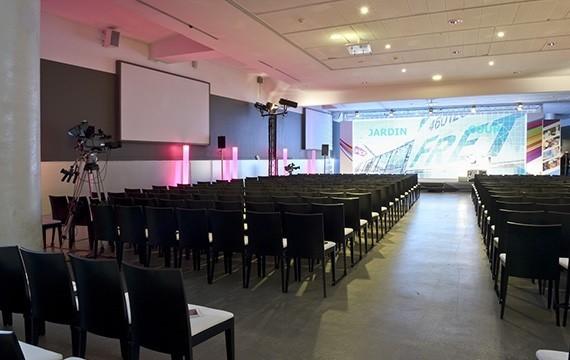 Consorzio Stade de France - Accordo spazio