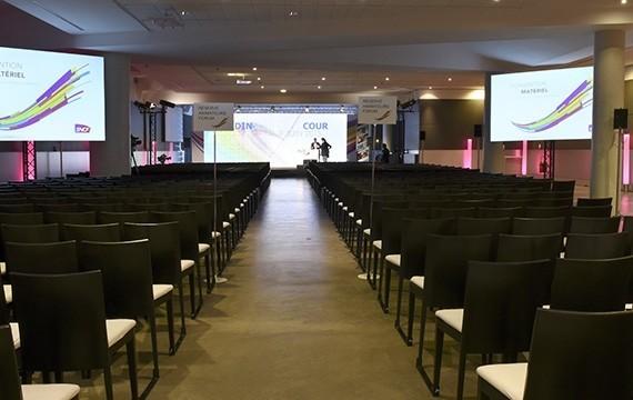 Consorzio Stade de France - accordi di spazio