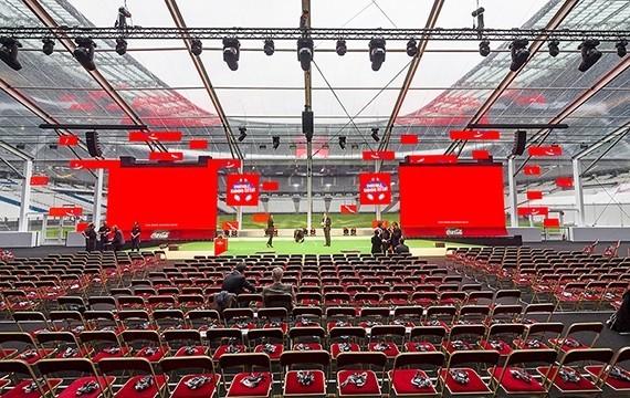 Consorzio Stade de France - organizzare eventi personalizzati