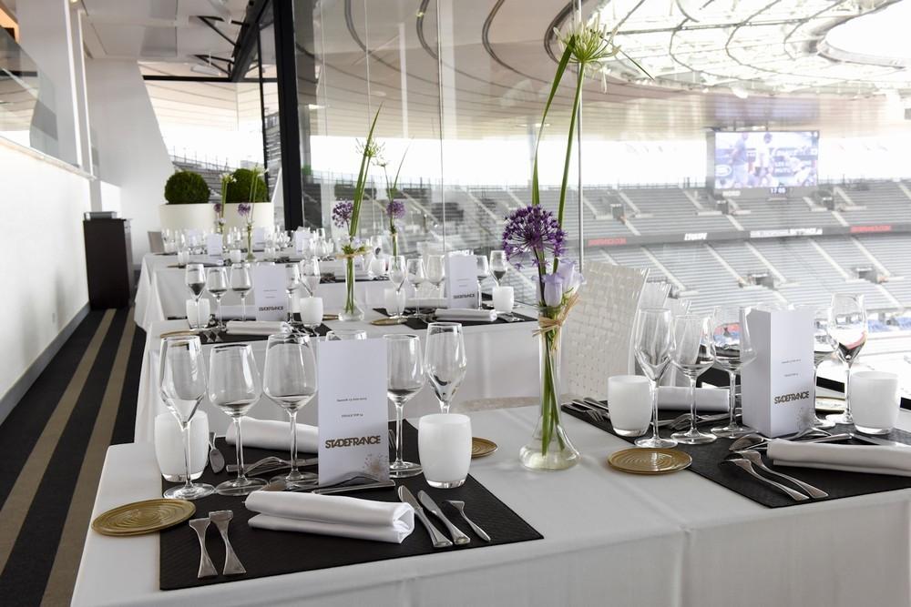 Consorzio Stade de France - il ristorante del club