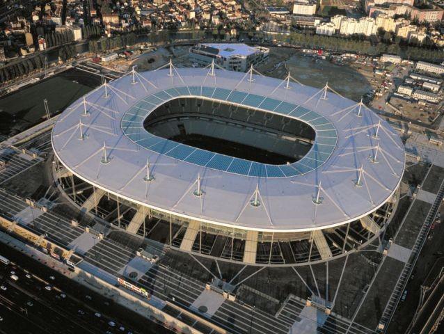Consorzio Stade de France - la vista dello stadio