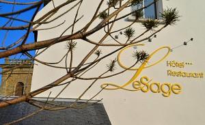Hotel Restaurant Lesage - Fachada