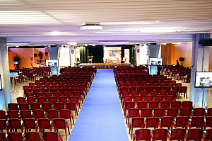 Conference 1000 Menschen