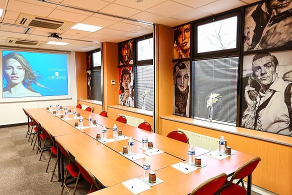 Espace charenton paris - Sitzung des Verwaltungsausschusses